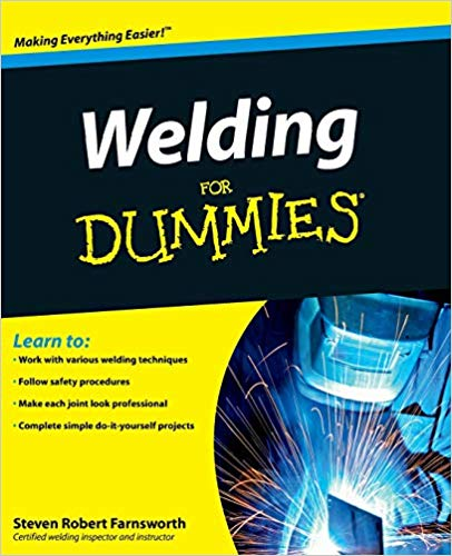 Welding For Dummies Paperback