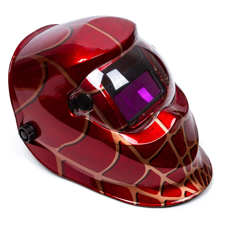 Holulo Welding Helmet Solar Power