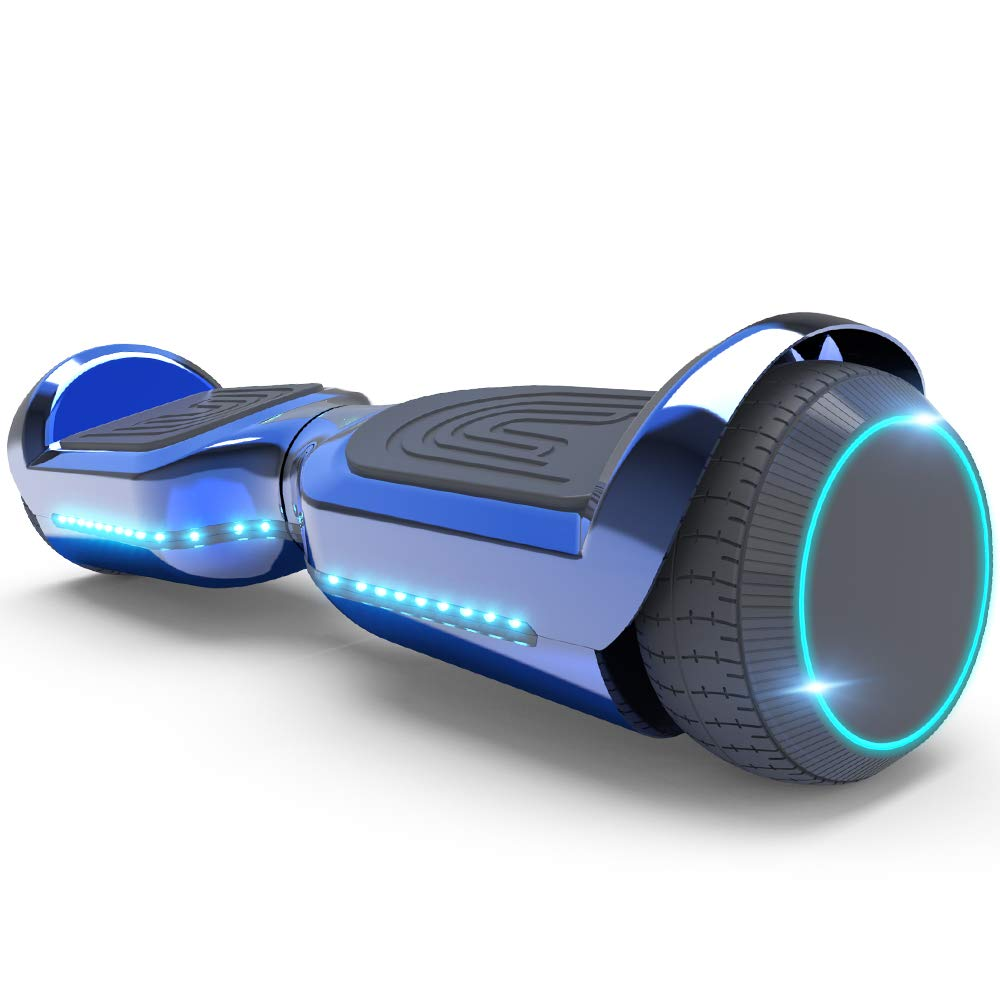 Self Balancing Flash Wheel Electric Scooter