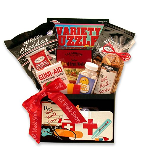 Get Well Gift Doctors Orders Box