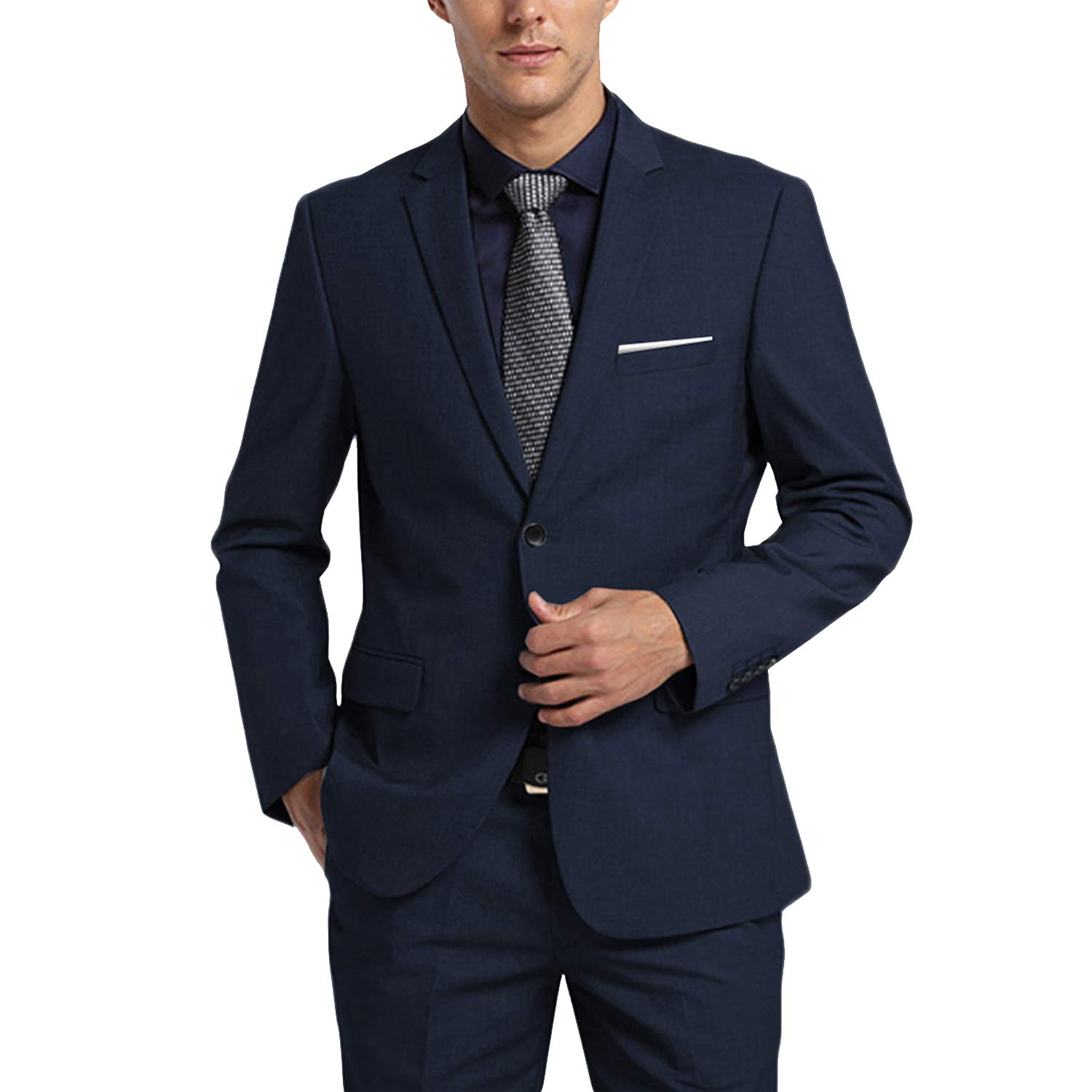 A lush suit for husband