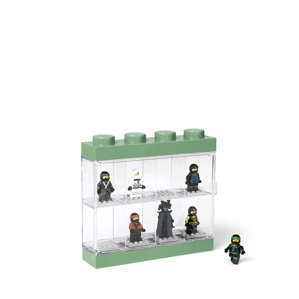 Ninjago Movie Minifigure Display - ninja toys for kids