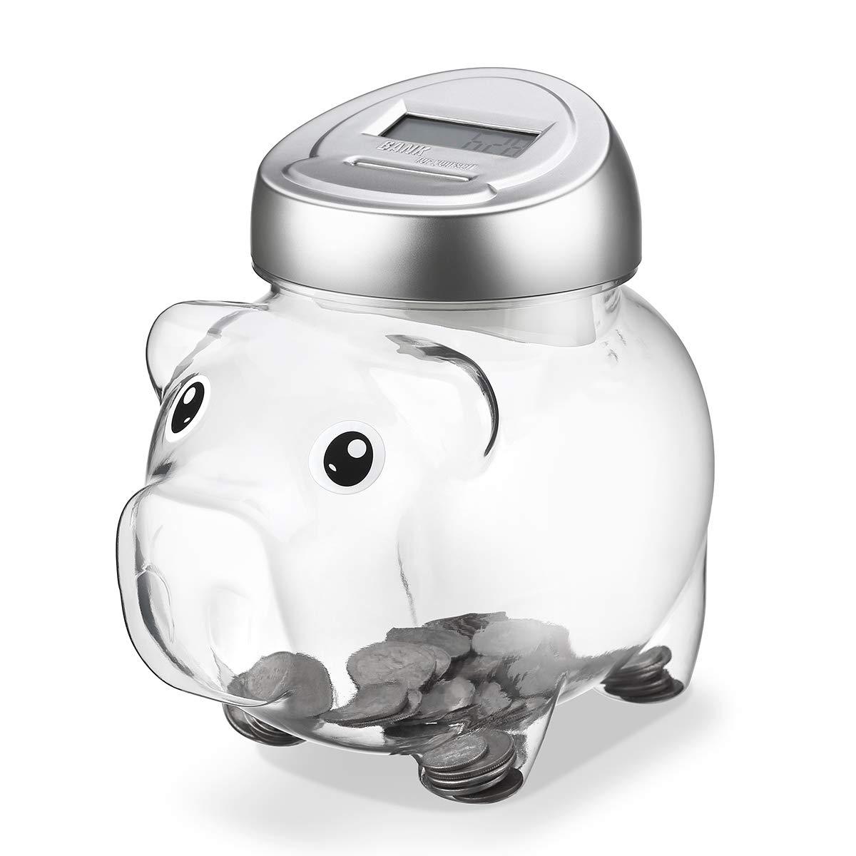 Younion Piggy Digital Coin Bank