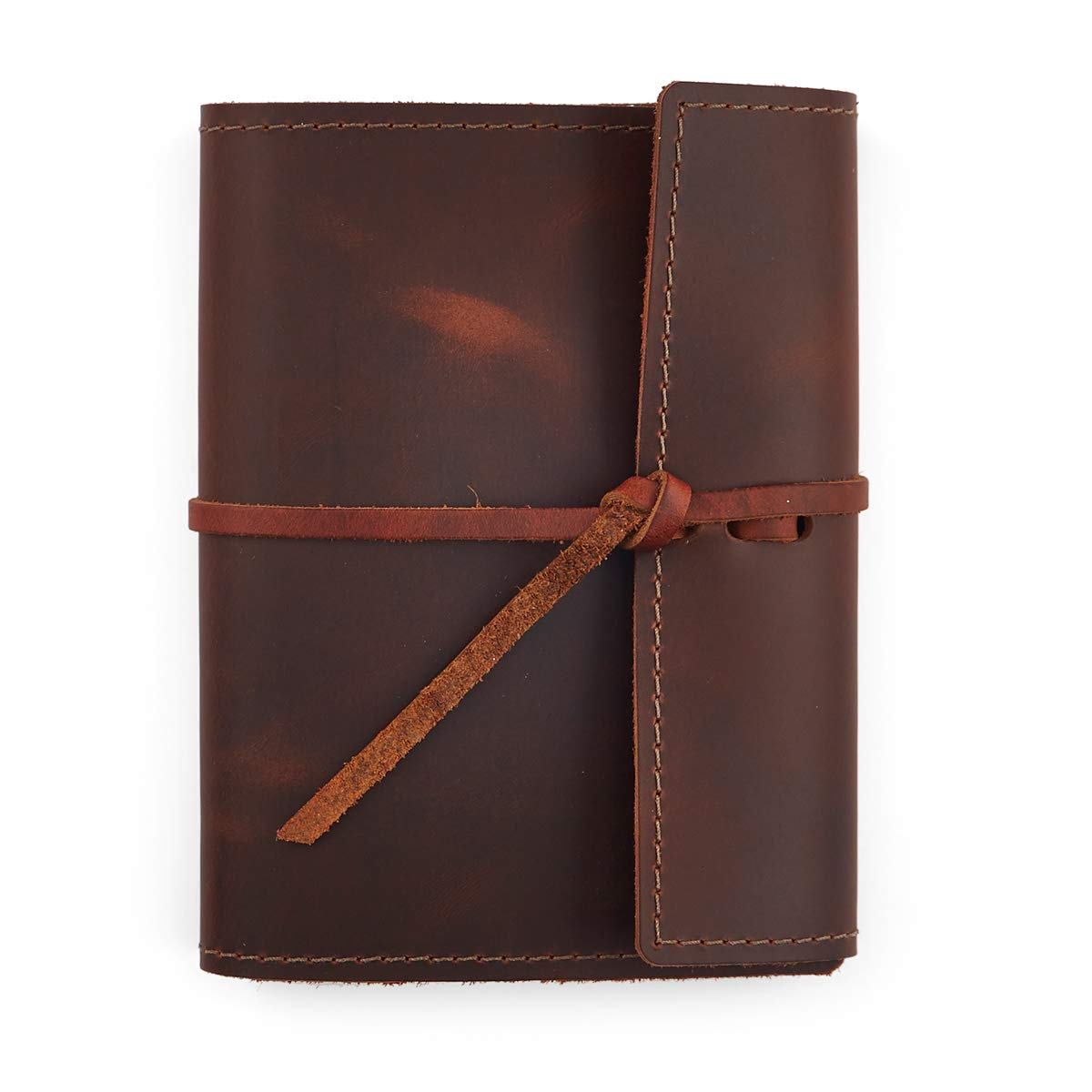 Refillable Leather Notebook Journal Diary