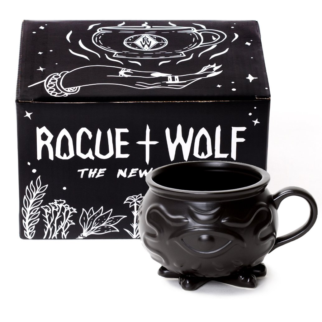 Cauldron Coffee Mug