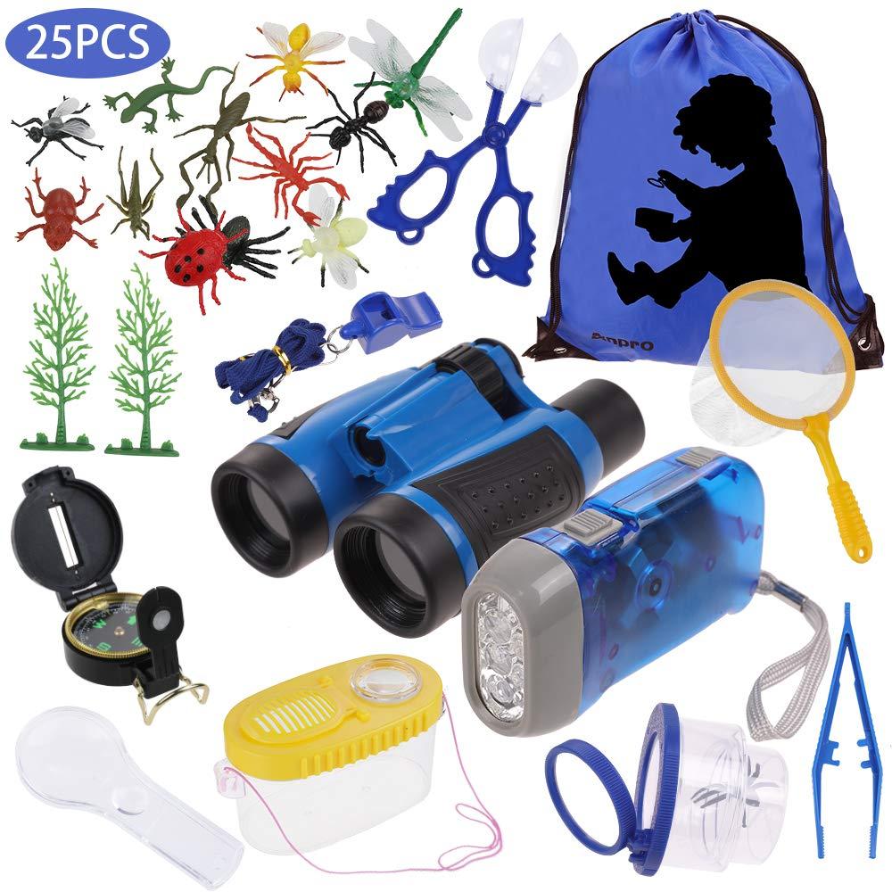 Kids Outdoor Explorer Kit