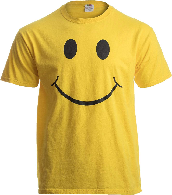 Smiling Face Unisex T-Shirt