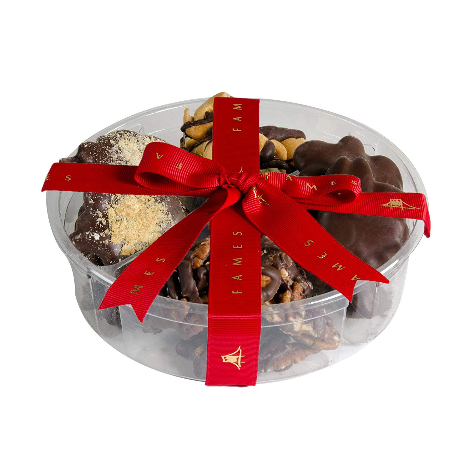 Nut Clusters Chocolate Gift Box