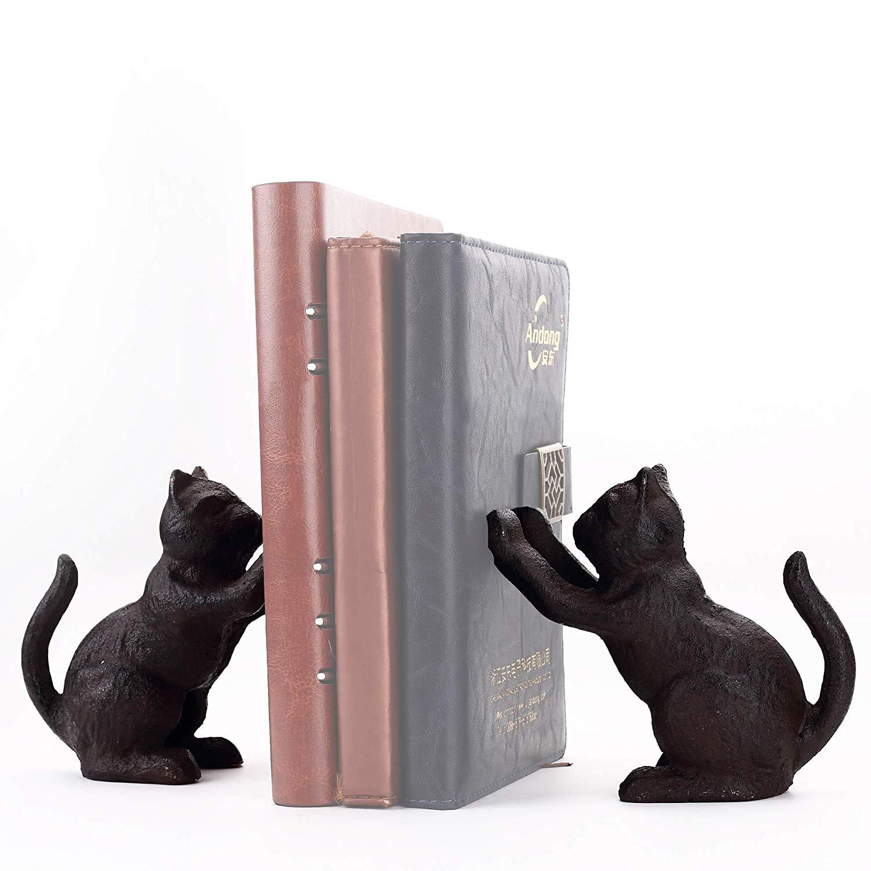 Decorative Cat Theme Bookend