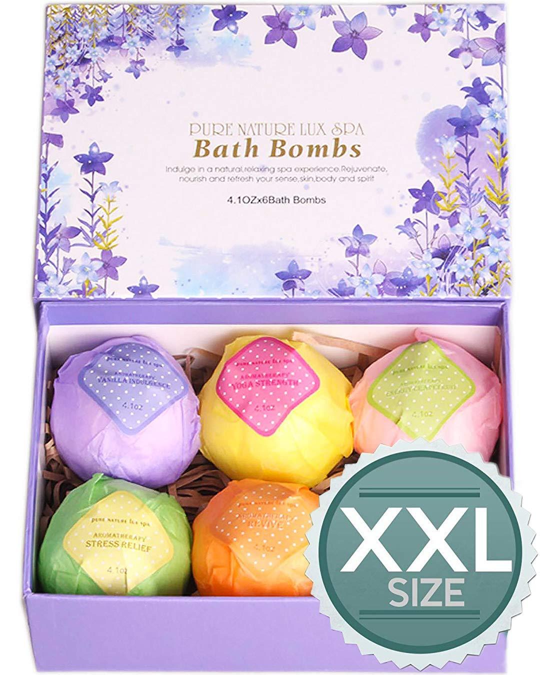 Bath Bombs Gift Set - Roommate Gift Ideas