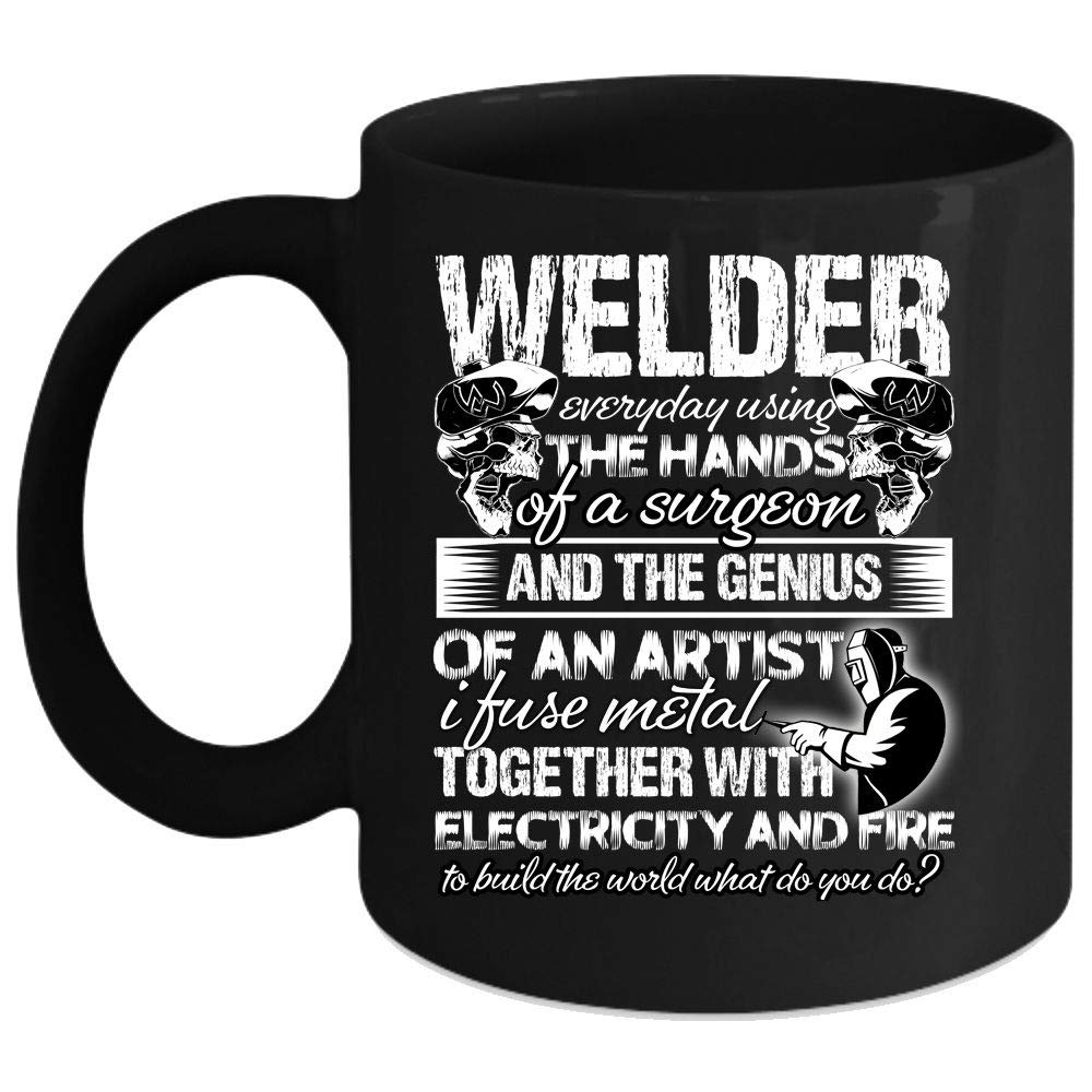 Cute Welders Coffee Cup