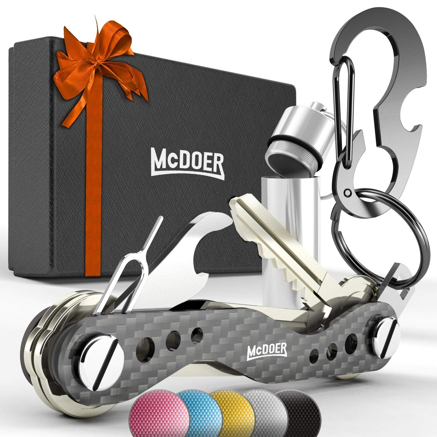 Smart Key chain Organizer - Gift Ideas for mentors