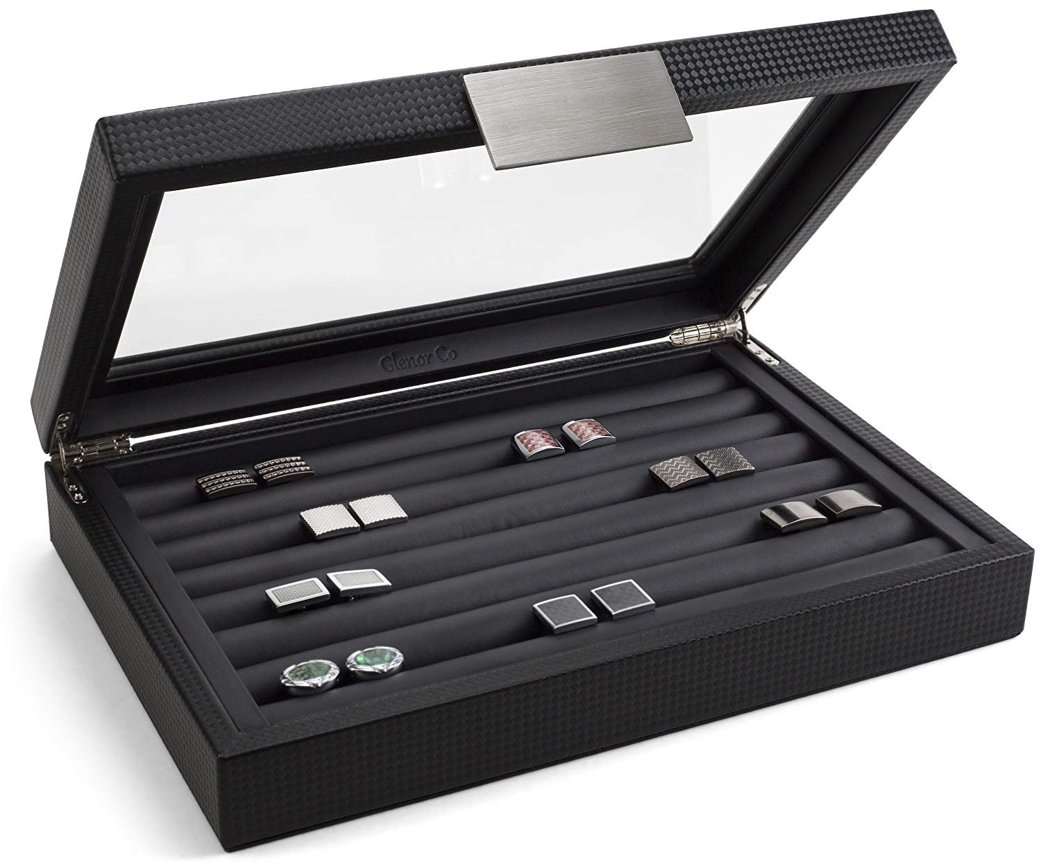 Glenor Co Cufflink Box for Men