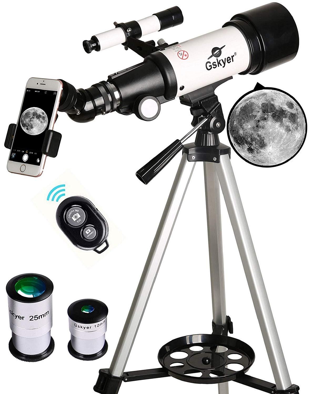 Astronomical Refractor Telescope for Kids Beginners