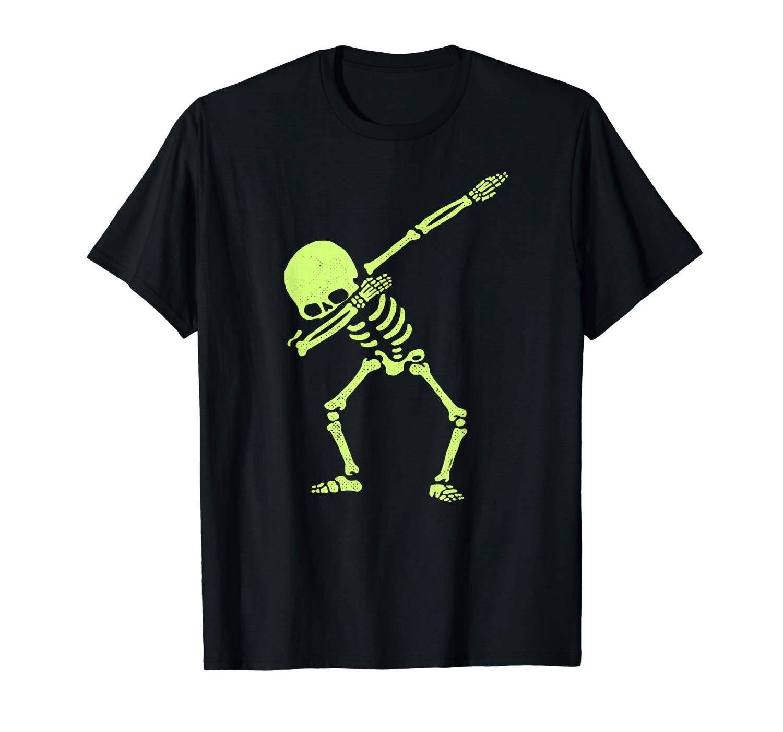 Dabbing Skeleton Shirt