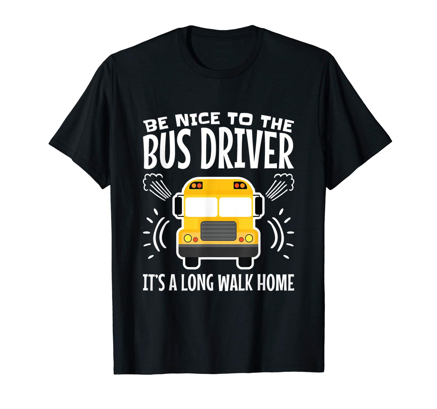 Bus Driver Gift Ideas - A t shirt