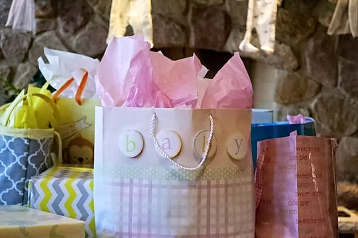 Baby Shower Memory Games