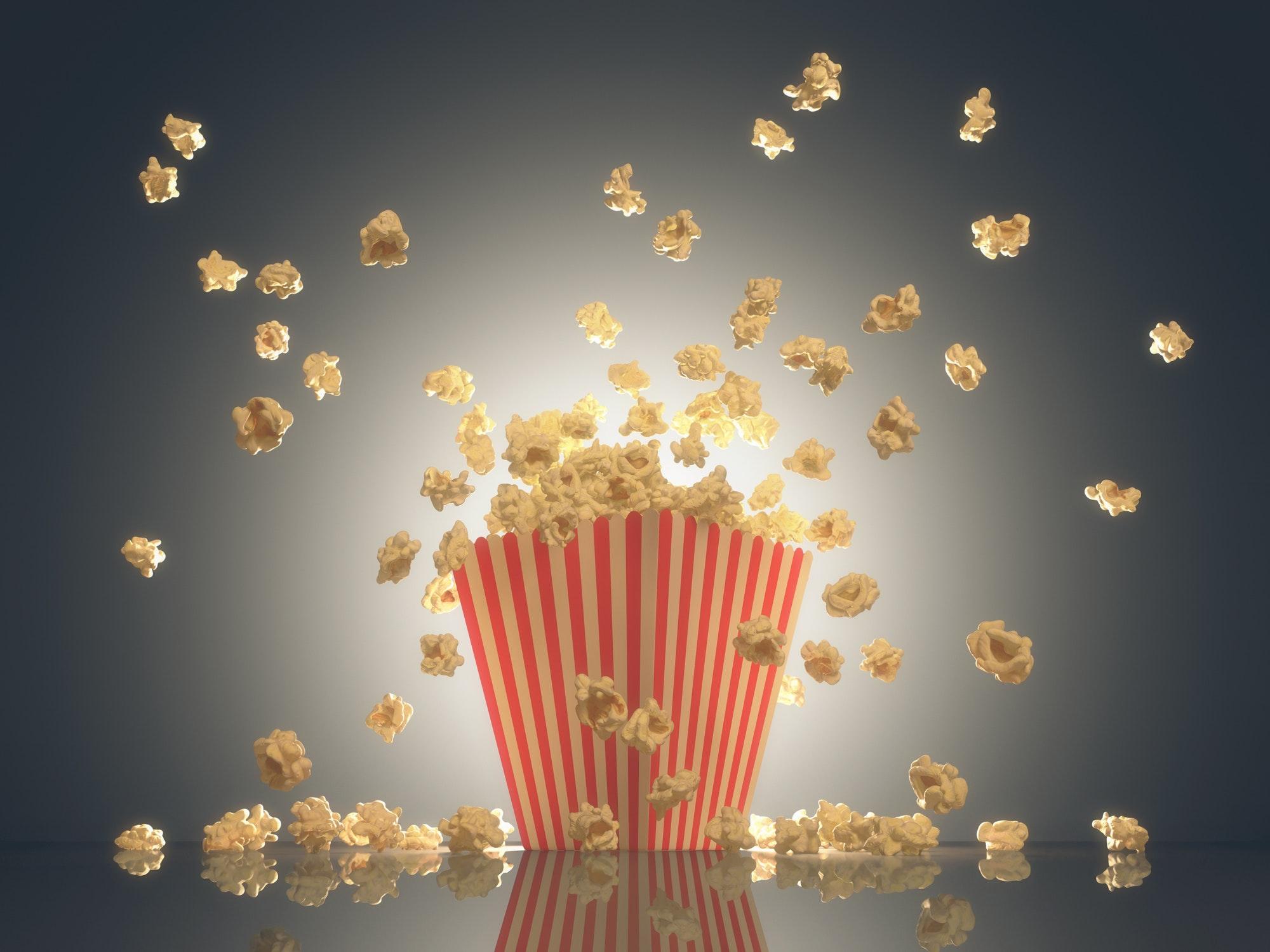 Popcorn gift ideas